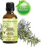 Romero aceite esencial bio. 100% puro terapéutico Clase, Premium de calidad, unverdünnt, Vapor de...