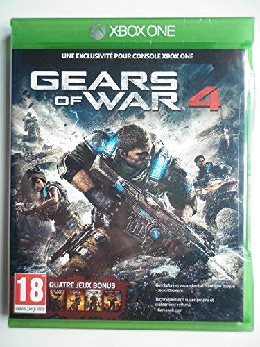 Gears of War 4 Jeu Vidéo XBOX ONE