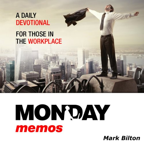Monday Memos audiobook cover art