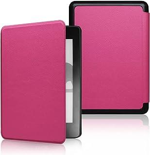 Wodoodporne etui do Kindle Paperwhite (modele 10. generacji-2018, numer modelu Pq94Wif) - 10 kolorów, pokrywa z automatycz...