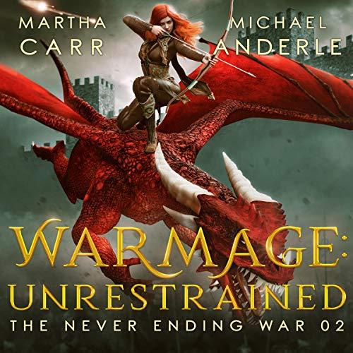 WarMage: Unrestrained cover art