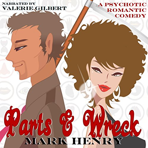 Parts & Wreck audiobook cover art