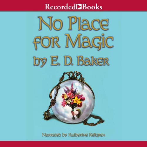 No Place for Magic audiobook cover art