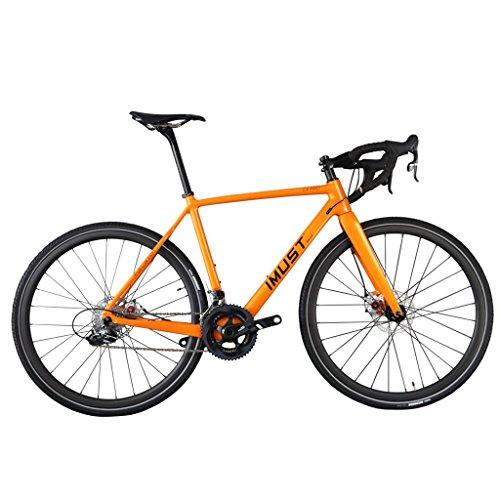 IMUST carbono ciclocross bicicleta freno de disco SRAM Force 22velocidades