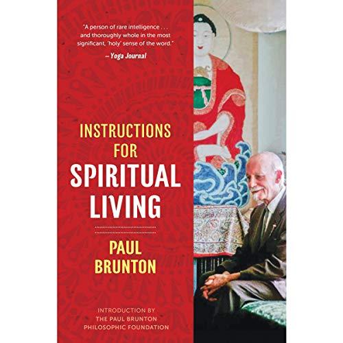 Instructions for Spiritual Living cover art