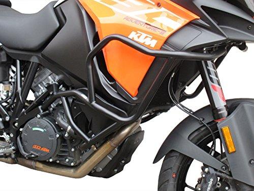 Sturzbügel/Schutzbügel HEED für motorrad 1290 Super Adventure S (2017 -) - Schwarz
