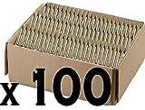 Gamo 100 x Cargas de CO2 12 Gramos para carabinas y Pistolas de Airsoft o Aire comprimido
