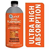 THE POWER OF CURCUMINOIDS - Qunol Liquid Turmeric provides one of nature's best kept secrets, curcuminoids, a group of antioxidants that have strong, natural Anti-inflammatory[1] benefits for physical overexertion * EXTRA STRENGTH FORMULA - each serv...