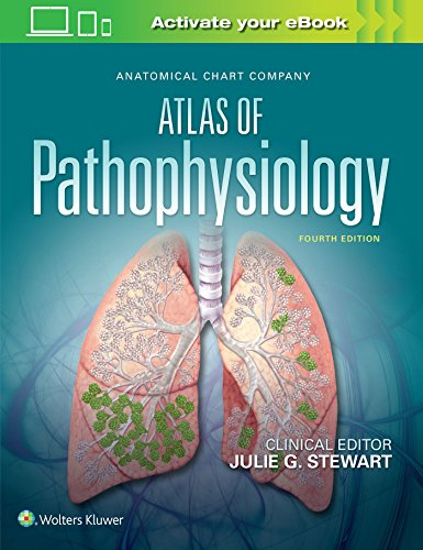 Compare Textbook Prices for Anatomical Chart Company Atlas of Pathophysiology 4 Edition ISBN 9781496370921 by Stewart, Julie