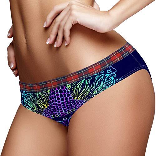 imobaby Buddha Face Mandala Women Underwear Bikini Fashion Ladies Brief Panties