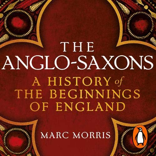 The Anglo-Saxons cover art