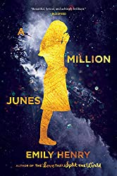 A Million Junes by Emily Henry book cover