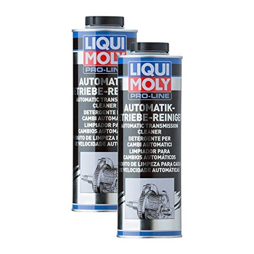 2x LIQUI MOLY 5101 Pro-Line Automatik-Getriebe-Reiniger 1L