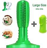 Nice Dream Brosse à dents pour chien, soins dentaires pour chien, grand bâton de brossage pour chien, jouets à mâcher pour chien, cadeau pour les amoureux des animaux de compagnie