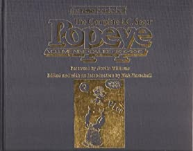 Complete E.C. Segar Popeye, Dailies, 1935-37 (The Nemo Bookshelf)