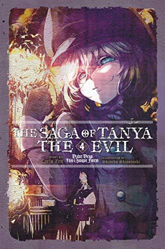 The Saga of Tanya the Evil, Vol. 4 (light novel): Dabit Deus His Quoque Finem (English Edition)