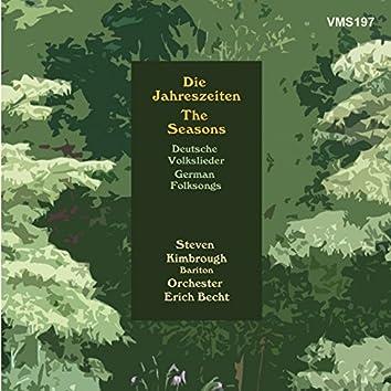 Die Jahreszeiten (Deutsche Volkslieder)
