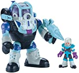 Fisher-Price Imaginext DC Super Friends Mr. Freeze and Robot - Figures, Multi Color