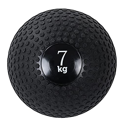 Pelota Medicinal PVC Medicine Ball Slam Ball, Home Gym Gym Core Fuerza Tirando De Entrenamiento Cardio Equipo De Fitness, 2kg/3kg/4kg/5kg/6kg/7kg/8kg/9kg/10kg (Size : 7kg/15.4lb)
