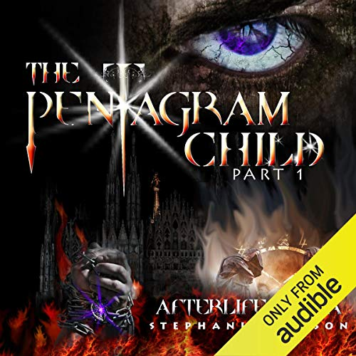 The Pentagram Child audiobook cover art