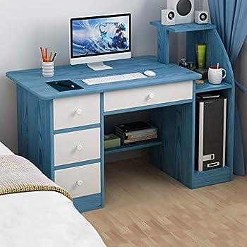 Teegui Modern Simple Computer Desk