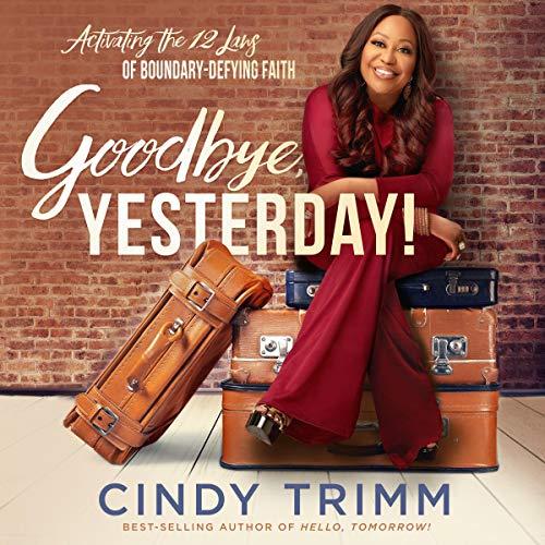 Goodbye, Yesterday! cover art
