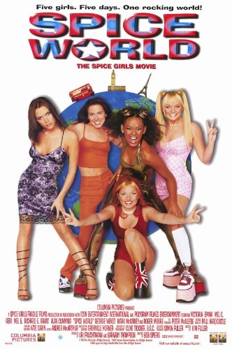 Spice World: The Movie 11 x 17 Movie Poster - Style A