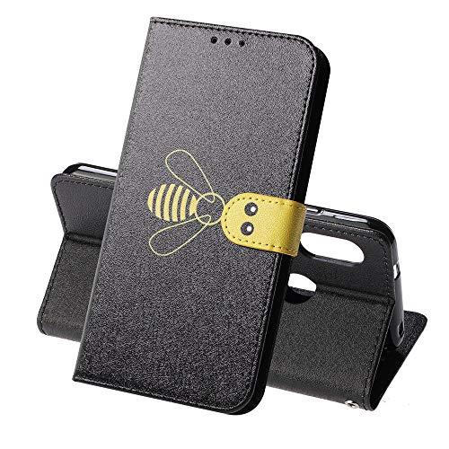 JAWSEU Carcasa Xiaomi Mi 6X//A2 Funda Libro de PU Cuero Billetera Patr/ón Cierre Magn/ético Ranuras para Tarjetas con TPU Silicona Interior Suave Soporte Plegable Cover para Xiaomi Mi 6X//A2,#5