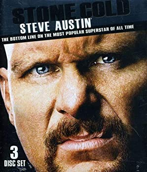 Stone Cold Steve Austin  The Bottom Line on the Most Popular Superstar of All Time [Blu-ray]