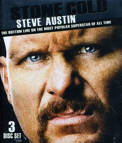 Stone Cold Steve Austin: The Bottom Line on the Most Popular Superstar of All Time [Blu-ray]