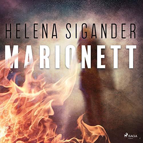 Marionett audiobook cover art