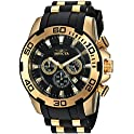 Invicta 22340 Men's Pro Diver Stainless Steel Quartz Watch