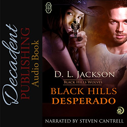 Black Hills Desperado  By  cover art