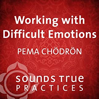 Working with Difficult Emotions audiobook cover art