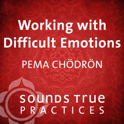 Working with Difficult Emotions cover art
