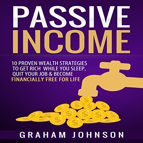 Passive Income Audiobook By Graham Johnson cover art