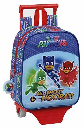 Safta Pj Masks 611711280 Mochila infantil