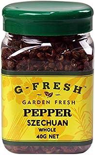 G-Fresh Szechuan Pepper (Whole), 40 g