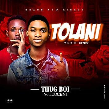TOLANI (feat. 100Cent)