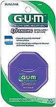 Sunstar GUM Expanding Dental Floss 30 Meters (32.8 Yards) 6 PACK