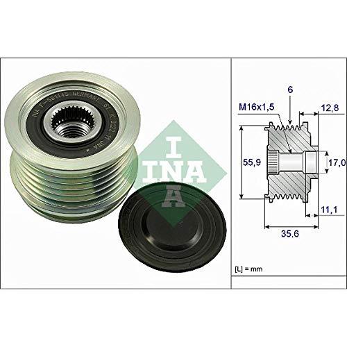 Generatorfreilauf Freilauf Riemenscheibe Lichtmaschine INA (535 0041 10)