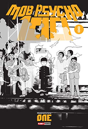 Mob Psycho 100 Vol.8