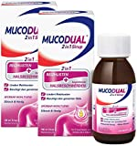 Mucodual 2 in 1 Sirup 2x 100 ml