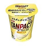 (クール便)明治 TANPACT ヨーグルト バナナ風味 125g×12個