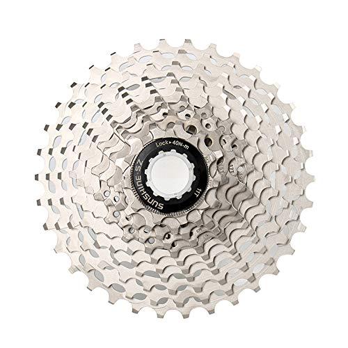 11 Velocidad de Casete, 11-34T Super Light Camino de La Bicicleta de La Rueda Volante, Modificado Partes Apropiadas para Shimano, SRAM, sensah, LTWOO, Microshift