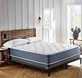 American Bedding 11 Inch Hybrid Mattress, Gel Memory Foam and Innerspring Support, Medium Firm Feel, Queen