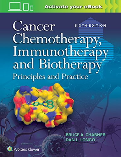 Compare Textbook Prices for Cancer Chemotherapy, Immunotherapy and Biotherapy 6 Edition ISBN 9781496375148 by Chabner MD, Bruce A.,Longo MD, Dan L.