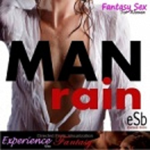 Man Rain audiobook cover art