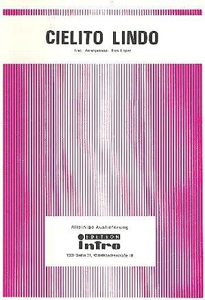 Cielito lindo: Singolo canto e pianoforte (SP)