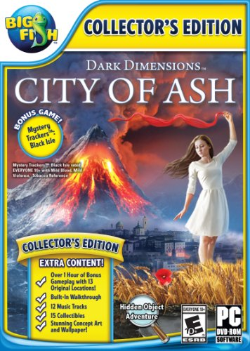 Dark Dimensions 3: City of Ash with Bonus - PC
